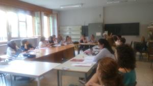 Работен состанок во италија prosocial values project